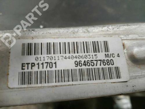 9646577680 | 9646577680 | Radiador de água C4 I (LC_) 1.6 HDi (109 hp) [2004-2011] 9HY (DV6TED4) 3254573