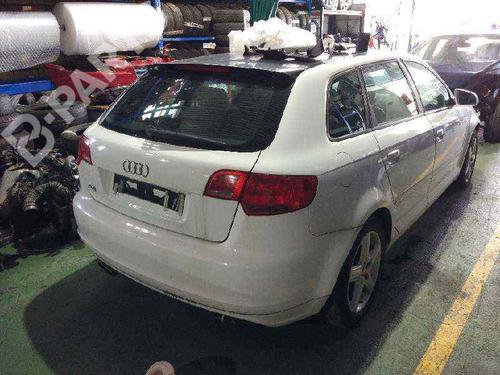 Braccio di sospensione anteriore sinistra AUDI A3 Sportback (8PA) 2.0 TDI  28946099