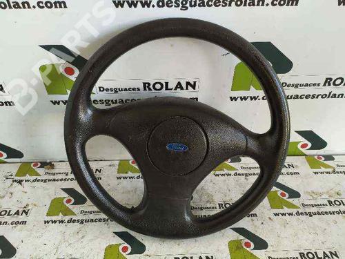 Steering Wheel FIESTA III (GFJ) 1.3 Cat (60 hp) [1991-1997] J6B 4063928