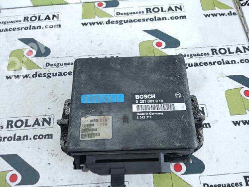 0281001078 | BOSCH | Centralina do motor 5 (E34) 520 i 24V (150 hp) [1990-1995]  4051586