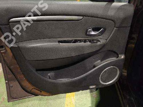 Dør deksel foran venstre SCÉNIC III (JZ0/1_) 1.9 dCi (JZ0J, JZ1J, JZ1K, JZ1S) (131 hp) [2009-2020] F9Q 872 5569063