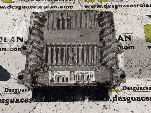 9660781080 | Centralina do motor 308 I (4A_, 4C_) 1.6 HDi (109 hp) [2007-2014] 9HZ (DV6TED4) 5411783