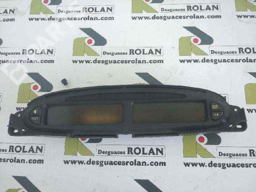 PSA964668580 | Kombinert Instrument XSARA PICASSO (N68) 2.0 HDi (90 hp) [1999-2011]  4062869