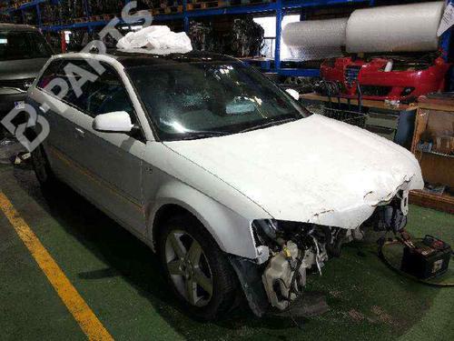 Braccio di sospensione anteriore sinistra AUDI A3 Sportback (8PA) 2.0 TDI  28946097