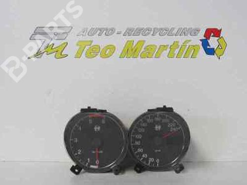 Compteur de vitesse ALFA ROMEO 156 Sportwagon (932_) 1.9 JTD (932B2B, 932B2C) 1S6034514156084520 | 23399301