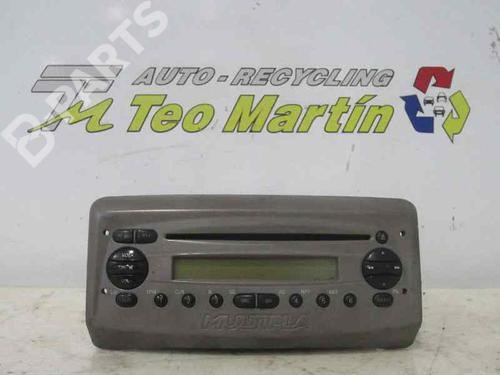 Auto-radio FIAT MULTIPLA (186_) 1.9 JTD (186AXE1A)  23369575