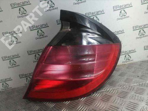A2038200664 | Piloto trasero derecho C-CLASS Coupe (CL203) C 220 CDI (203.706) (143 hp) [2001-2004] OM 611.962 4530004