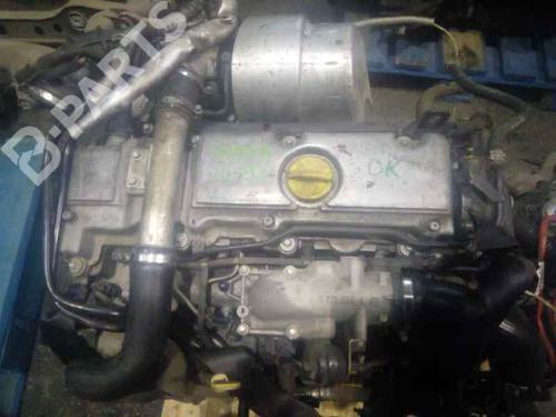 Y22DTR | EXT. N-1 | ENTREGA SIN: MOTOR ARRANQUE, ALTERNADOR, COMPRESOR, CAJA CAMBIOS | Motor VECTRA C (Z02) 2.2 DTI 16V (F69) (125 hp) [2002-2004] Y 22 DTR 4525411