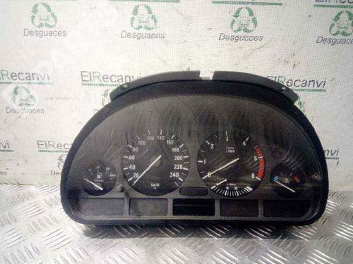 87001313 | Kombinert Instrument 5 (E34) 525 i 24V (192 hp) [1990-1995]  4543253