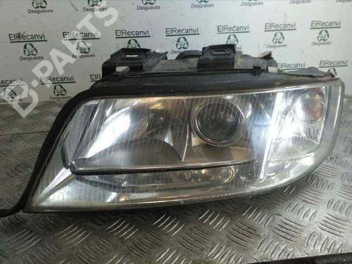 AGRIETADO | Left Headlight A6 (4B2, C5) 2.5 TDI (150 hp) [1997-2005]  4527358