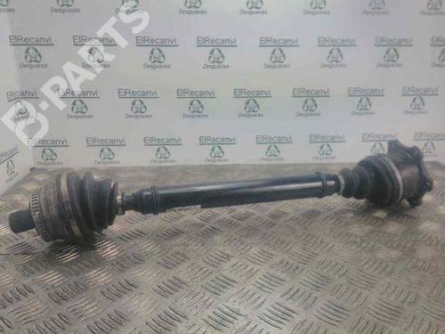 4B0407272C | CON ABS | Right Front Driveshaft A6 (4B2, C5) 2.5 TDI (150 hp) [1997-2005]  4538226
