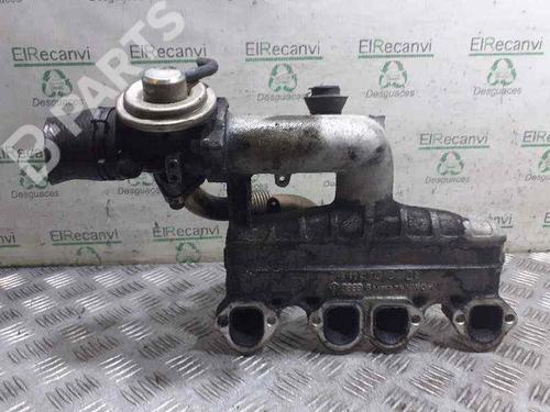 038129713J | CON VALVULA EGR | Grenrør Innsug A4 Avant (8D5, B5) 1.9 TDI (110 hp) [1996-2001]  4691350