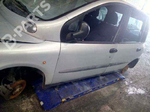 FIAT MULTIPLA (186_) 1.9 JTD 110 (110 hp) [2001-2002] 25114708