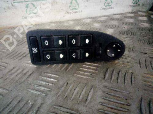 8380646   393154   Mando elevalunas delantero izquierdo 5 (E39) 520 i (150 hp) [1996-2003]  4526791