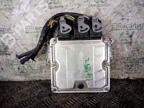 0281011518 | 9658373180 | Motorstyringsenhet XSARA PICASSO (N68) 2.0 HDi (90 hp) [1999-2011]  4904121