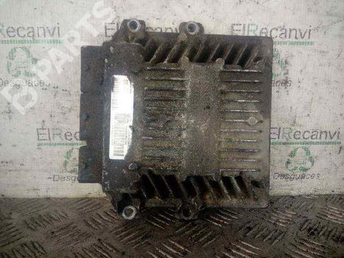 5WS40378CT   Centralina do motor EXPERT Van (VF3A_, VF3U_, VF3X_) 2.0 HDi 120 (120 hp) [2007-2021] RHK (DW10UTED4) 4588431