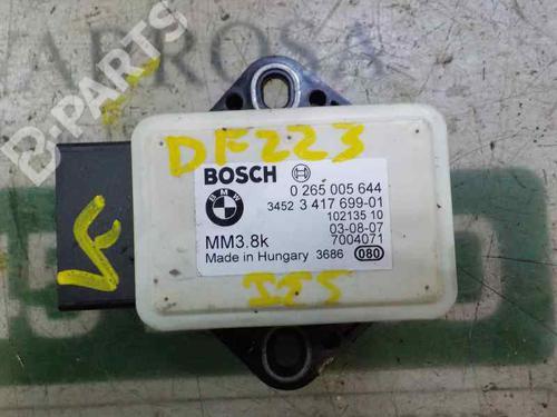 Elektronik Modul X3 (E83) 2.0 sd (177 hp) [2007-2008] N47 D20 A 6082956