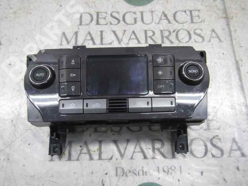 Comando chauffage BRAVO II (198_) 1.9 D Multijet (198AXC1B) (150 hp) [2007-2014] 937 A5.000 4008828