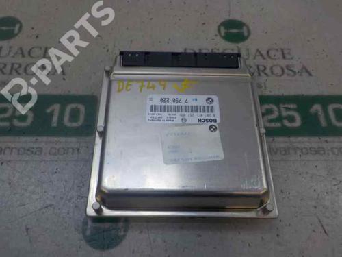 0281010314 2000-2006 BMW X5 E53 3.0D MAIN ENGINE ECU 7789376