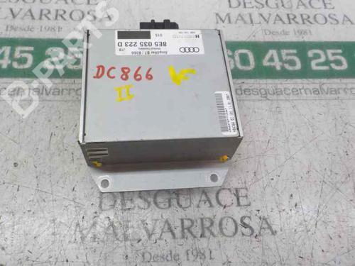 Electronic Module A4 (8EC, B7) 2.0 (130 hp) [2004-2008] ALT 4758612