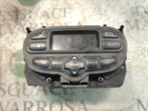AC Styreenhet / Manøvreringsenhet XSARA PICASSO (N68) 2.0 HDi (90 hp) [1999-2011]  3740703