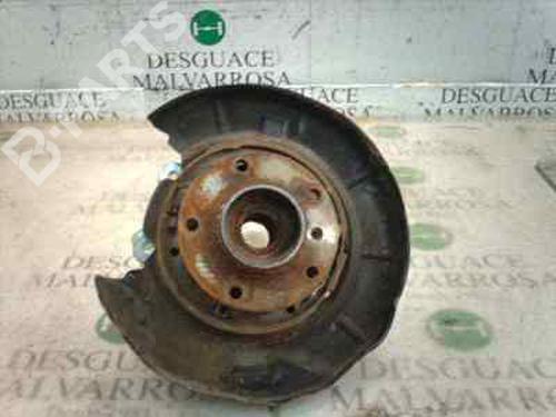 Venstre hjullagerhus spindel 5 (E39) 523 i (170 hp) [1995-2000]  3738190