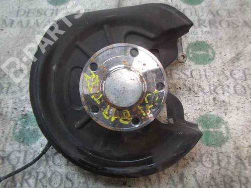 Venstre hjullagerhus spindel A3 Sportback (8PA) 2.0 TDI 16V (140 hp) [2004-2013] BKD 3835167