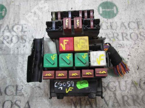 Fuse Box KA (RB_) 1.3 i (70 hp) [2002-2008]  3827466
