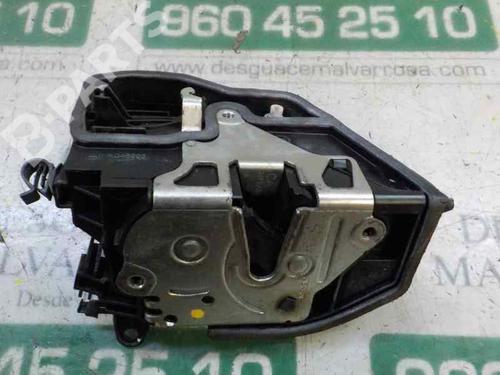 51217202144 | Fechadura frente direita X5 (E70) xDrive 30 d (211 hp) [2008-2013] M57 D30 (306D3) 5672222