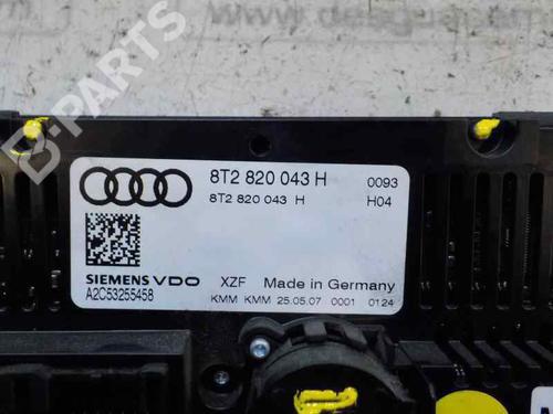 Mando climatizador AUDI A5 (8T3) 3.0 TDI quattro  31090183