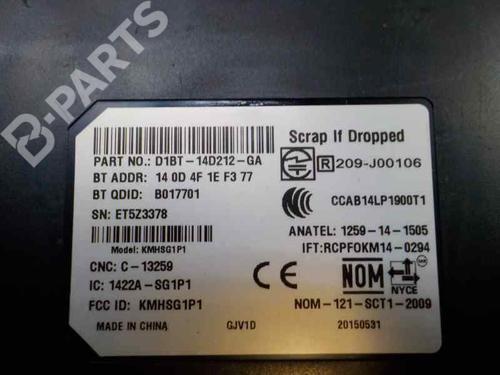 Modulo electronico FORD FIESTA VI (CB1, CCN) 1.0 EcoBoost  31090115