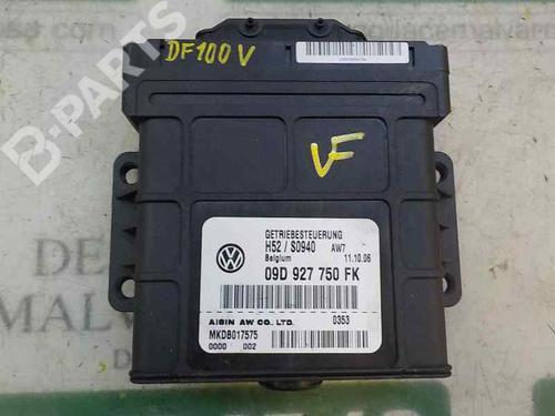 Automatisk girkasse styreenhet Q7 (4LB) 3.0 TDI quattro (233 hp) [2006-2008] BUG 5881087