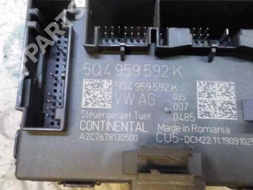 Modulo electronico AUDI A1 Sportback (GBA) 30 TFSI  34470907