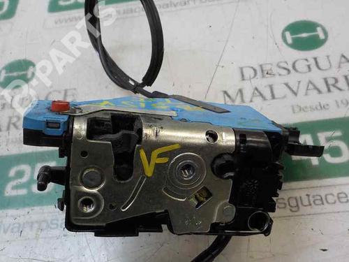 Fechadura trás esquerda 207 (WA_, WC_) 1.6 HDi (90 hp) [2006-2013] 9HX (DV6ATED4) 3868964