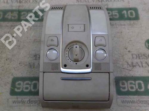 Luz interior AUDI A6 Allroad (4FH, C6) 3.0 TDI quattro (233 hp)