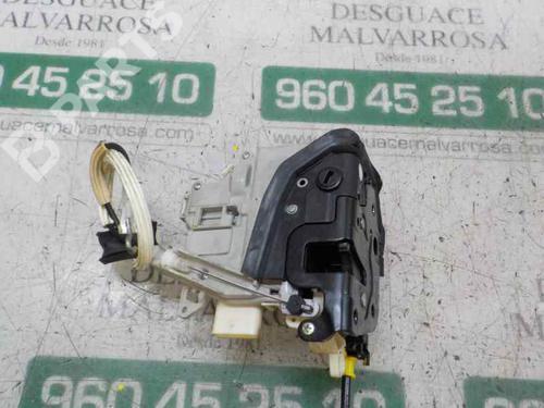 Højre bagtil lås Q5 (8RB) 2.0 TDI (150 hp) [2013-2017] CJCD 4933909