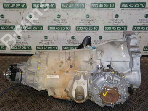 Manuel gearkasse AUDI A6 Allroad (4FH, C6) 3.0 TDI quattro 09L300040H   34470927