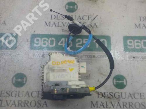 Højre fortil lås A4 (8K2, B8) 2.0 TDI (136 hp) [2007-2015] CAGB 5681946