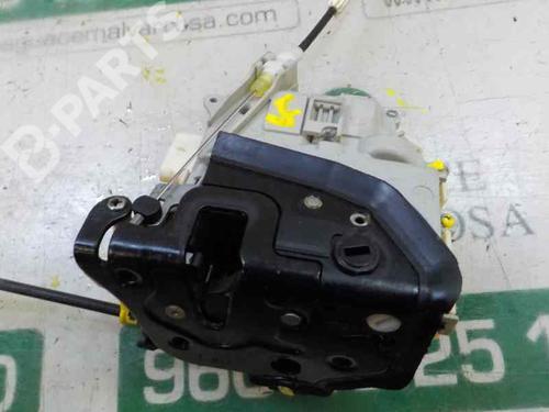 Højre bagtil lås Q5 (8RB) 2.0 TDI quattro (177 hp) [2012-2017] CGLC 5666782