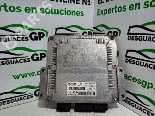 9652590280 | Centralina do motor ULYSSE (179_) 2.2 JTD (128 hp) [2002-2006]  7142243
