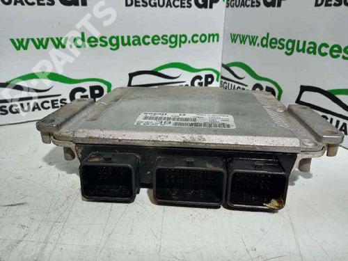9648577180 | Centralina do motor ULYSSE (179_) 2.0 JTD (109 hp) [2002-2006]  7160764