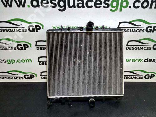 Radiador de água ULYSSE (179_) 2.2 JTD (128 hp) [2002-2006]  7142267