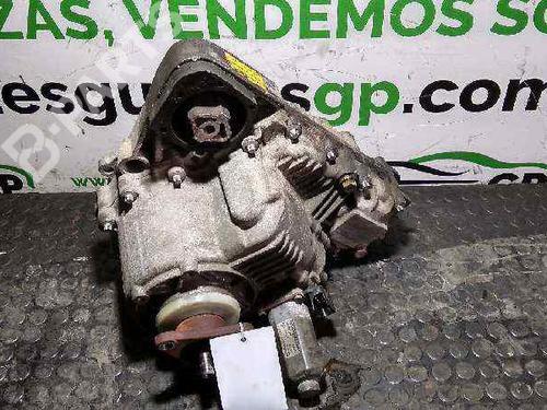 7550173 | Caixa de transferência X3 (E83) 2.0 d (150 hp) [2004-2007]  7151697
