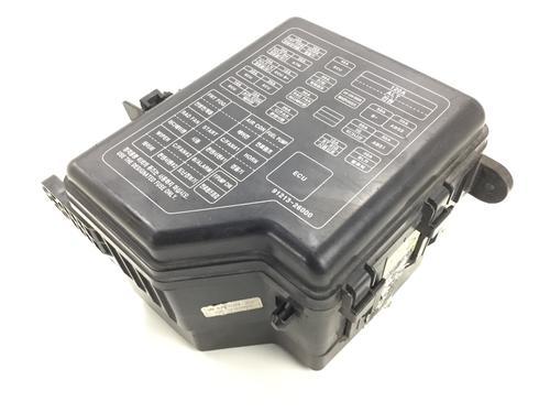 Fuse Box Hyundai Accent I  X