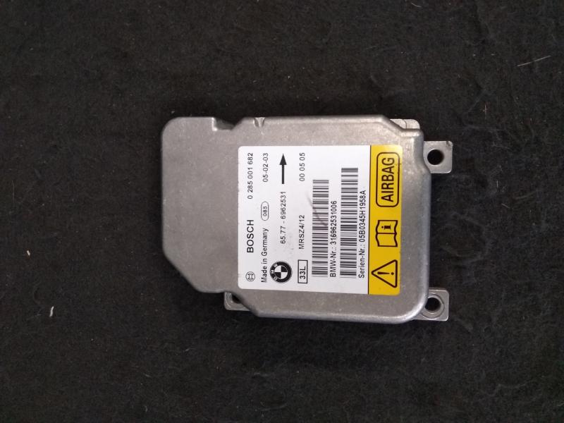 BMW MINI COOPER S AIRBAG ECU MODULE R50 R52 R53 0285001682