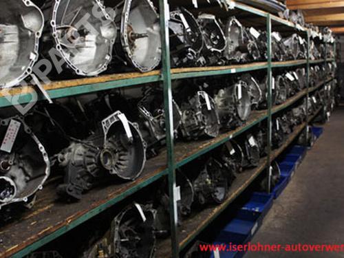 : GETRIEBECODE DCN Manual Gearbox A4 (8D2, B5) 1.6 (100 hp) [1994-2000]  4573086