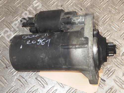 VW: 020911023F Motor de arranque GOLF IV (1J1) 1.6 (100 hp) [1997-2004]  7247112