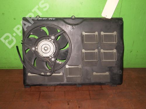 : 4A0121207E Køleventilator elektrisk A6 (4A2, C4) 2.6 (150 hp) [1994-1997]  4919131