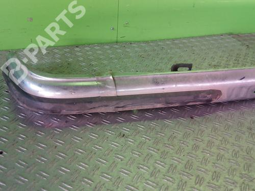 MERCEDES T123 W123 2.0 109HP 1980-1985 Exhaust Central Silencer
