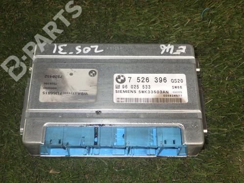 : 5WK33503AN , 7526396, 96025533 Centralina caixa manual 3 Compact (E46) 320 td (150 hp) [2001-2005] M47 D20 (204D4) 5118117